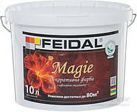 Декоративная краска  Magie FEIDAL перламутровый 10 л
