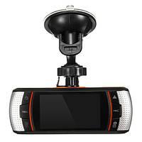 2.7-дюймовый 1080p HD двойной объектив 140 ° автомобиль автомобиль тире камера цифровая DVR ночного видения