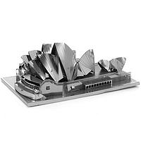 Модель из нержавеющей стали Айпина diy 3d головоломка комплект Сиднейский оперный театр