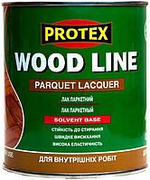 Лак паркетный  Parquet Lacquer Protex полумат 0.7 л