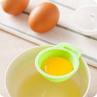 Яичный желток яичный белок сепаратор разделитель яйцо фильтр яйцо инструменты с держателем кухонного гаджета 1TopShop