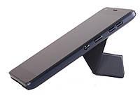 Оригинальный пу кожаный чехол для складной держатель stowable защитный чехол назад для Ulefone мощность