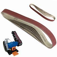 5 штук 760x25mm 320 крупнозернистых шлифовальные шлифовальные ленты абразивные шлифовальные ремни