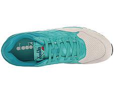 Кроссовки/Кеды (Оригинал) Diadora Intrepid Premium Harbor Blue/Ceramic, фото 2