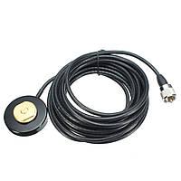 NMO крепление магнитное основание для автобуса такси мобильного радио антенна кабель 5м гк-58