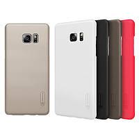 NILLKIN Морозные экран матовый анти-отпечатков пальцев dustprooof жесткий задняя крышка для Samsung Galaxy Note 7