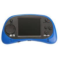 CoolBoy RS-8A 260 в 1 Портативный игровой консоли встроенную поддержку батареи ТВ-выход игрушка подарок