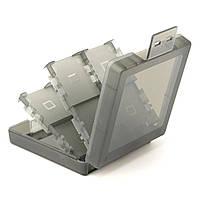 16 в 1 игровой картридж для хранения карты случае держатель коробки для Nintendo 3DS/DS/DSi