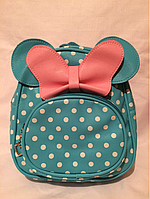 Голубой рюкзачок для девочки, фото 1