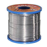 400g 0.5mm 60/40 олово свинец линия канифоли флюсовым сердечником припой сварки железной проволоки катушка