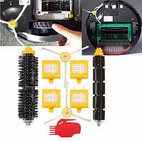 9pcs пылесос фильтры комплект щетки пакет для IRobot Roomba 700 серии