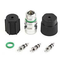 / С системой кондиционирования воздуха клапан ядро быстрое заделка с колпачком резиновым кольцом