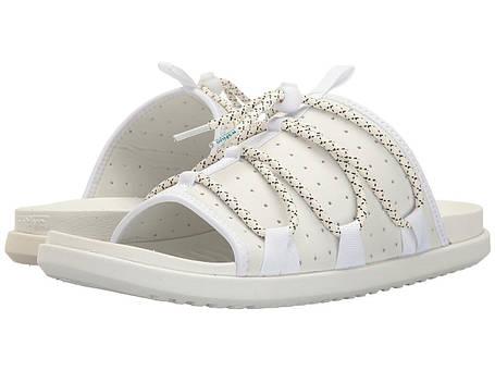 Сандали/Вьетнамки (Оригинал) Native Shoes Palmer Shell White/Shell White/Shell White, фото 2
