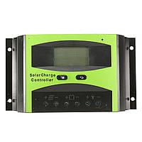 LD4830C 30A 48v ЖК-дисплей батареи PWM контроллер панели солнечных батарей Регулятор зарядки