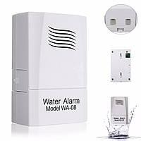 WA-08 беспроводной сигнализации утечки воды Датчик уровня воды предупреждение Детектор Детектор системы домашней безопасности