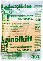 Замазка оконная KFR Leinol-Glaserkitt PUFAS бежевый 500 г