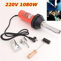 220v 1080w 2942pa мощность горячая сварка воздуха газовой тепловой пушки сварщика пластик