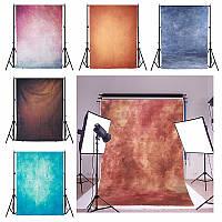 1.5x2.1m галстук-краситель многоцветную съемки фотостудия фон фон