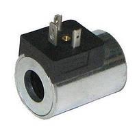Электромагнитная катушка Haco 12V тип разъема Hirschmann