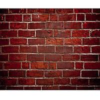 1x1.5m 3x5ft красная кирпичная стена винила фотостудия фон реквизита фон