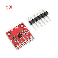 5Pcs CJMCU-MCP4725 I2C DAC Breakout Development Board Module