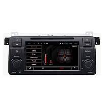 SA-710 Автомобильный DVD mp3 mp4 плеер FM AUX в андроид емкостным сенсорным экраном для BMW 3-й серии E46