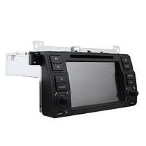 SA-710 Автомобильный DVD mp3 mp4 плеер FM AUX в андроид емкостным сенсорным экраном для BMW 3-й серии E46, фото 3