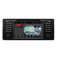 SA-709 Автомобильный DVD mp3 mp4 плеер FM AUX в андроид Bluetooth емкостным сенсорным экраном для BMW X5 5-я серия