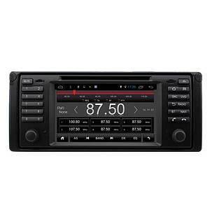 SA-709 Автомобильный DVD mp3 mp4 плеер FM AUX в андроид Bluetooth емкостным сенсорным экраном для BMW X5 5 серия, фото 2