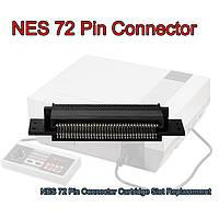 72 контактный разъем Слот для замены картриджа для 8 бит Нинтендо NES развлекательной системы 1TopShop