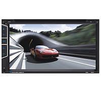 Уг-f6082 6.95-дюймовый автомобильный DVD-плеер mp3 mp4 цифровой сенсорный TFT Экран подходит большой USB SD MMC карт
