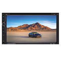 YT-F6078 6.95-дюймовый автомобильный DVD-плеер mp3 mp4 цифровой сенсорный TFT экран USB SD MMC карт