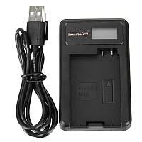 ЛВ-E8 литий-ионный аккумулятор зарядное устройство с индикатором зарядки для CANON видео цифровая фотокамера