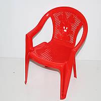 Стул  пластиковый детский Арт.27768