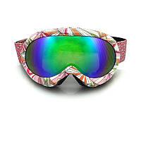 7a63bf68f381 Анти Туман UV400 Лыжные очки Windproof мотоцикл Очки EDDIE FOX HG-91  1TopShop