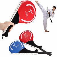 Таэквондо двойной удар накладка мишень таэквандо карате кикбоксингу Traning снаряжение
