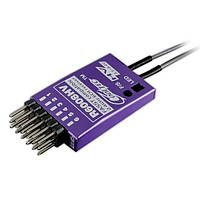 Cooltech 2.4G 6ch r6008hv-2 FASST совместимый приемник для t8fg t10cg 14SG передатчик