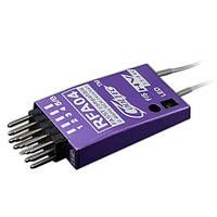 Cooltech 2.4G 4CH rfa04 FASST совместимый приемник для t8fg t10cg 14SG t14mz передатчик