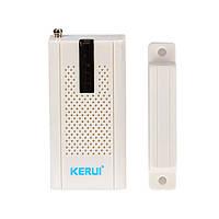 Kerui D023 беспроводной магнитный контакт двери вторжений 433MHz для системы охранной сигнализации