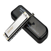 Easttop T10-40 10 отверстий 40 тонов Advanced Chromatic Harmonica