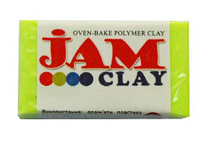 Пластика  Jam Clay, Лимонная капля ,20г