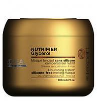 Маска Serie Expert Nutrifier 200 мл для питания сухих волос без силиконов LOreal Professionnel