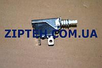 Включатель для тепловентилятора универсальный KDC-A04-(88) (10A,250V,T125,узкая клемма 4,8mm)