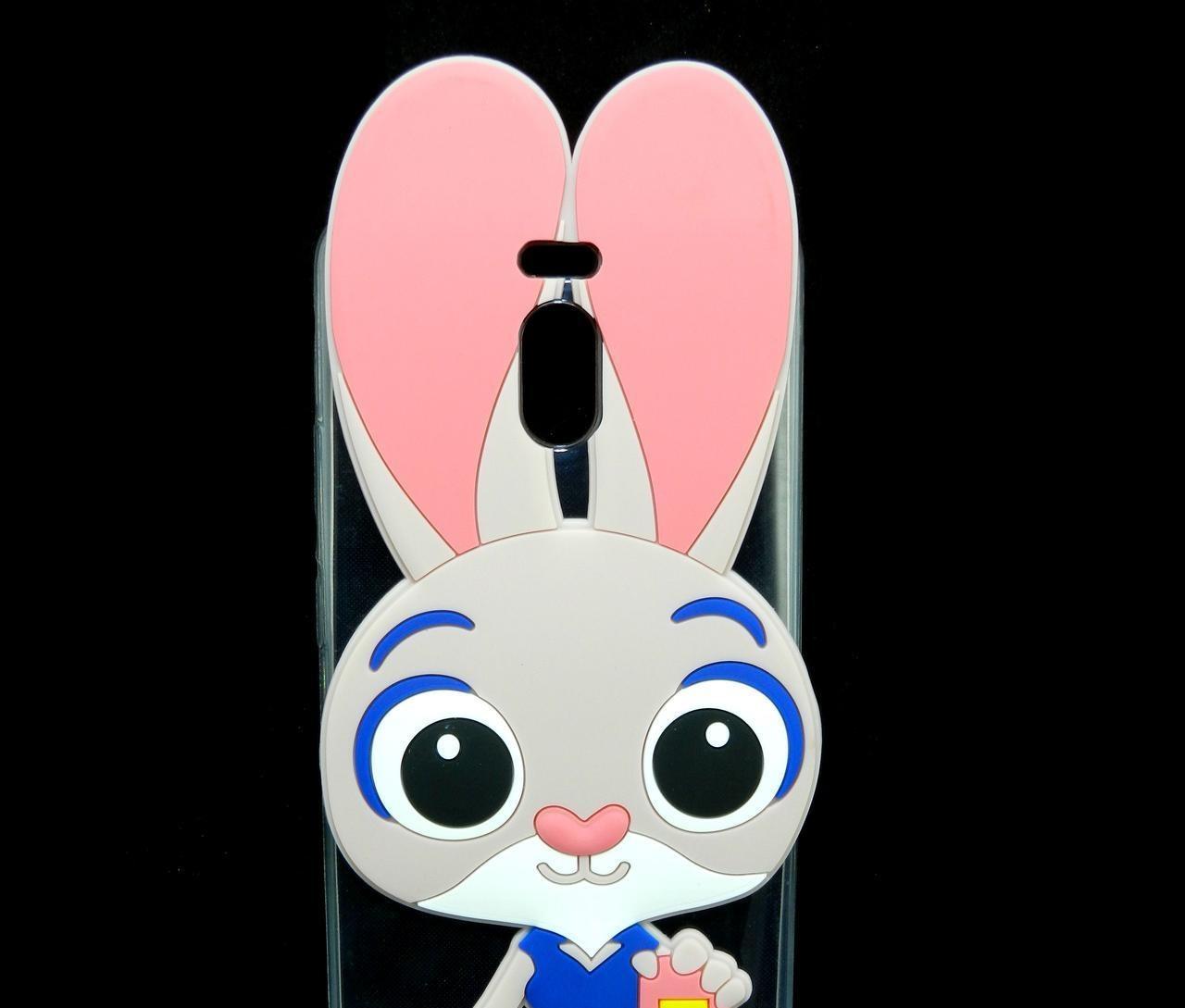 bcf6433aa5ef Meizu M6 Note Чехол-Накладка Зверополис Rabbit (Материал: Силикон; Большой  Заяц С Розовыми Ушками), цена 84 грн., купить в Хмельницком — Prom.ua ...