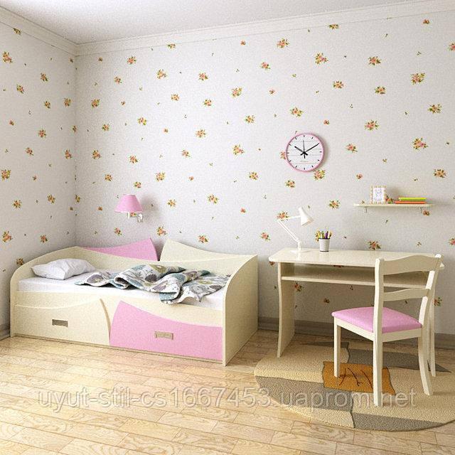 """Кровать """" РАДУГА """" / 2 размера /"""
