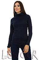 Интересный свитер реглан вязка букле