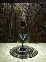 Светильник ребус из бокалов