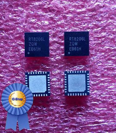 Микросхема RT8206L ( RT8206LZQW ), фото 2