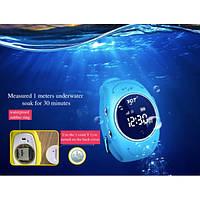 Детские Smart часы Baby watch Q520S + GPS трекер waterproof черные, желтые