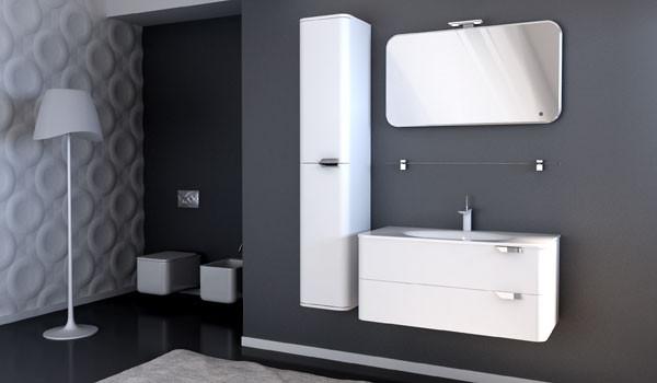 Мебель для ванной комнаты коллекции VELLUTO ТМ Botticelli
